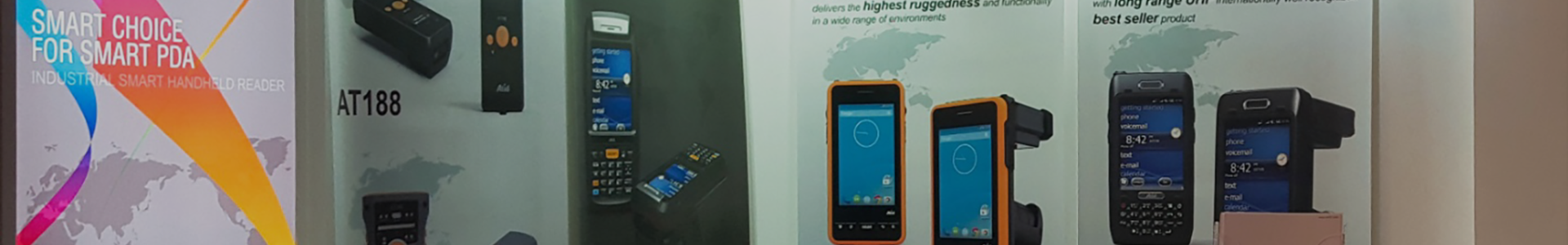 """Participated in """"2016 GITEX TECHNOLOGY WEEK"""" exhibition in DUBAI WORLD TRADE CENTRE"""