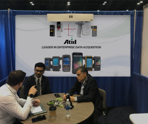 """Participated in """"RFID Journal LIVE! 2018"""" exhibition in ORLANDO, FLA."""