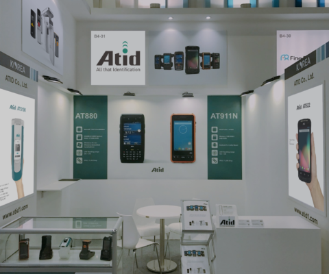 """Participated in """"2017 GITEX TECHNOLOGY WEEK"""" exhibition in DUBAI WORLD TRADE CENTRE"""